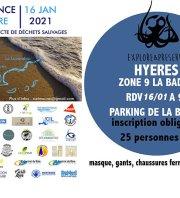 Provence Propre - La Grande Collecte -  Hyères Zone 09 La Badine