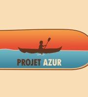 Ramassage de déchet à Roanne - Projet Azur - Expédition Loire 2021