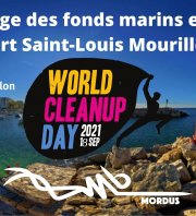 World clean up day 2021 - Port St-Louis Mourillon